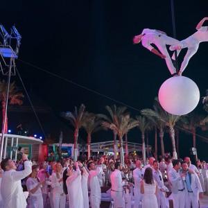 Nikkibeach Marbella White party 2017
