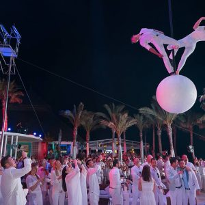 Nikkibeach Marbella White party 2017