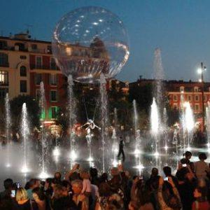 Anniversaire du Paillon Nice 2014